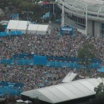 Rod Laver Arena Crowds Melbourne, Vic Australia
