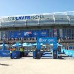 Rod Laver Arena Entrance Melbourne, Vic Australia