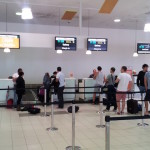 Tiger Airways Check-i Ccounter