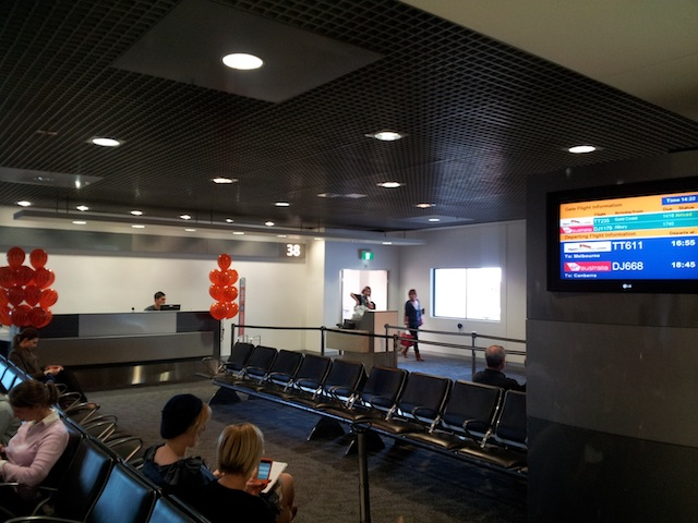 Tiger Airways Gate 38 wide