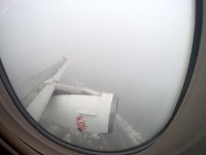 Dragon Air Airbus A320 Window