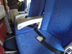 Dragon Air Airbus A320 Seats