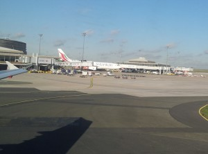 SriLankan Airlines Airbus A330-300 At Gate in Paris-Charles de Gaulle, France (CDG)