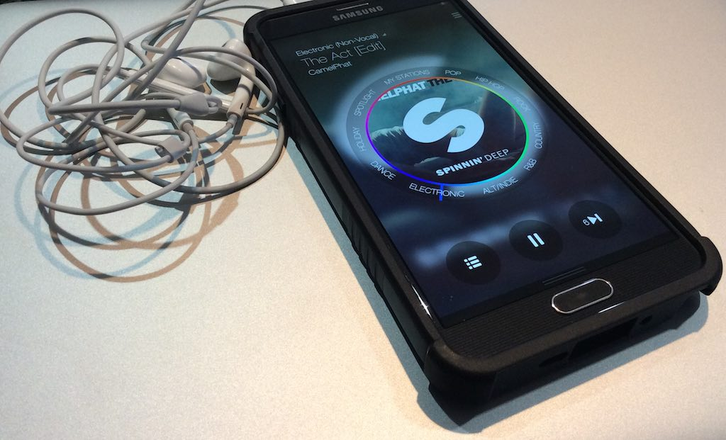 Safety VIdeo - Samsung Galaxy Note 4