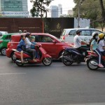 Life in Vietnam: Commuting Home