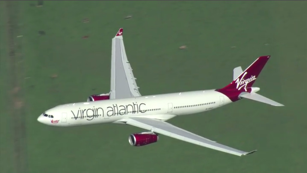 Virgin Atlantic (VS) Airbus A330-300