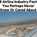 18 Airline Industry Facts You Never Knew Or Cared About