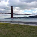 25 de Abril Bridge - Lisbon, Portugal