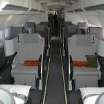 EOS Flight 1 - 23 Oct 2005 - Cabin