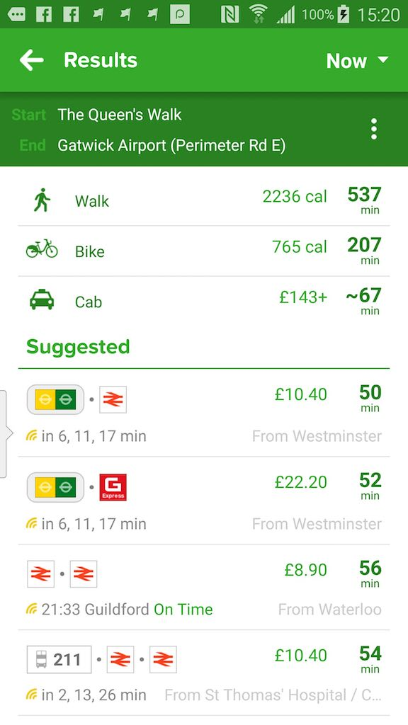 App of the Week March 2, 2016 City Mapper - Search Results