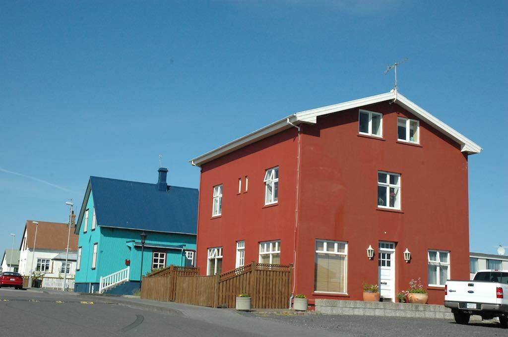 Keflavik Homes, Iceland