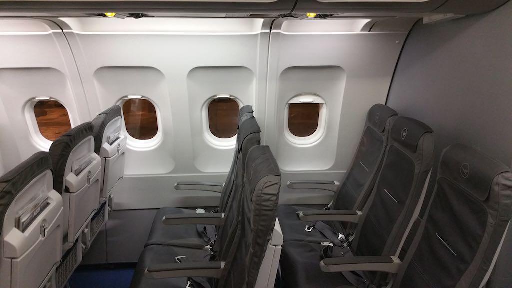Lufthansa Economy Seats Pitch Airbus 321