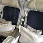 Air France (AF) Business Class Middle Seat