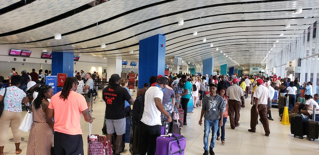 Why My Friends Hate Air Travel: Montego Bay Airport (MBJ)